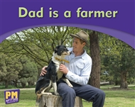 Dad is a farmer - 9780170186193
