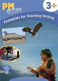 PM Writing 3 + Exemplars for Teaching Writing - 9780170187824