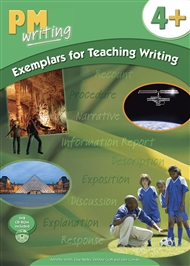 PM Writing 4 + Exemplars for Teaching Writing - 9780170187831