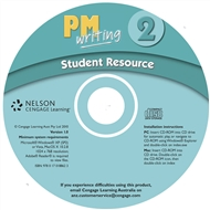 PM Writing 2 Student Resource CD (Site Licence) - 9780170188623