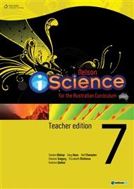 Nelson iScience Year 7 Teacher's Edition - 9780170189798