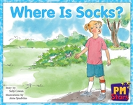 Where Is Socks? - 9780170193757