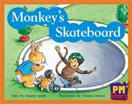 Monkey's Skateboard - 9780170193764