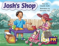 Josh's Shop - 9780170193771