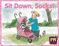 Sit Down, Socks! - 9780170193795