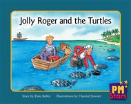 Jolly Roger and the Turtles - 9780170193863