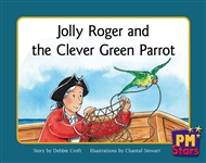 Jolly Roger and the Clever Green Parrot - 9780170193924