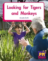 Looking for Tigers and Monkeys - 9780170193986