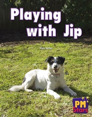 Playing with Jip - 9780170193993