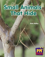 Small Animals That Hide - 9780170194235