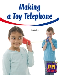 Making a Toy Telephone - 9780170194259