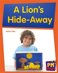 A Lion's Hide-Away - 9780170194310