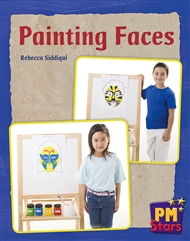 Painting Faces - 9780170194365