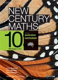 New Century Maths 10 for the Australian Curriculum NSW (Student Book with 4 Access Codes) - 9780170194655