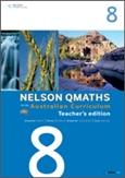 Nelson QMaths for the Australian Curriculum Year 8 Teacher's Edition