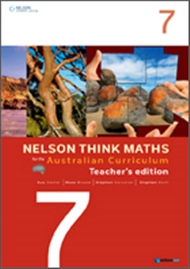 Nelson Think Maths for the Australian Curriculum Year 7 Teacher's Edition - 9780170194952