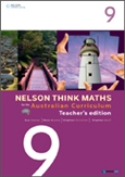 Nelson Think Maths for the Australian Curriculum Year 9 Teacher's Edition