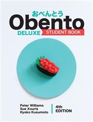 Obento Deluxe Student Book - 9780170196826