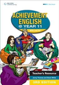 Achievement English @ Year 11 Teacher's Resource CD - 9780170197526