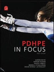 PDHPE in Focus HSC Course - 9780170197823