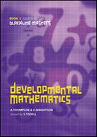 Developmental Mathematics Book 1 Blackline Masters - 9780170210034