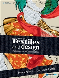 Nelson Textiles and Design Preliminary and HSC - 9780170210713