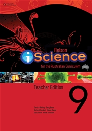 Nelson iScience Year 9 Teacher's Edition - 9780170211314