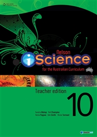 Nelson iScience Year 10 Teacher's Edition - 9780170211352