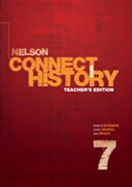 Nelson Connect with History Year 7 Teacher's Edition - 9780170211499