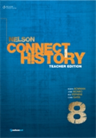 Nelson Connect with History Year 8 Teacher's Edition - 9780170211536