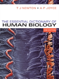 The Essential Dictionary of Human Biology - 9780170213752