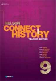Nelson Connect with History Year 9 Teacher's Edition - 9780170213769