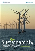 Sustainability Teachers Resource CD