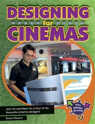 Designing for Cinemas - 9780170217361