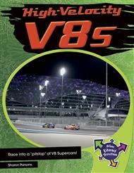 High-Velocity V8s - 9780170217484