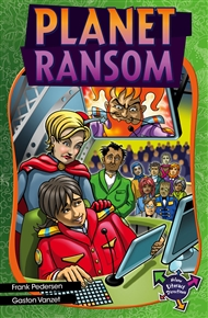 Planet Ransom - 9780170217507