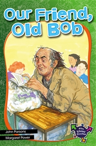 Our Friend, Old Bob - 9780170217514