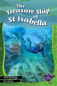 The Treasure Ship of St Isabella - 9780170217637