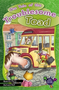 The Troublesome Toad - 9780170217644