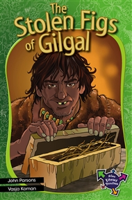 The Stolen Figs of Gilgal - 9780170217651