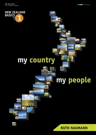New Zealand Basics 1: My Country My People - 9780170217798