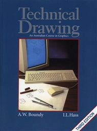 Technical Drawing: An Australian Course in Graphics - 9780170218092
