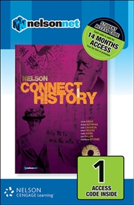 Nelson Connect with History Year 9 for the Australian Curriculum (1 Access Code Card) - 9780170218726