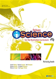 Nelson iScience 7 Activity Book - 9780170221207