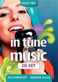 In Tune with Music 2 CD Set - 9780170221269