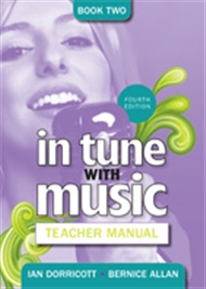In Tune with Music 2 Teacher Manual CD - 9780170221283