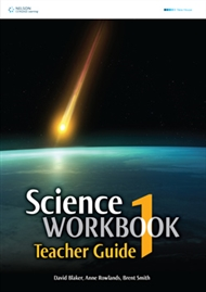 Science Workbook 1 Teacher Guide - 9780170221313