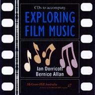 Exploring Film Music CD Set - 9780170222846