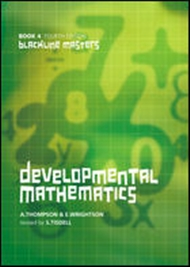 Developmental Mathematics Book 4 Blackline Masters - 9780170224802