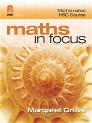 Maths in Focus: Mathematics HSC Course (Student Book with 4 Access Codes) - 9780170226523